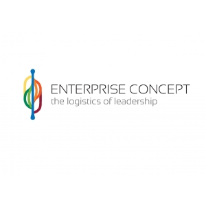BPM. Enterprise Concept Logo