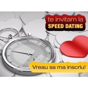 teatru de improvizatie  speed dating. Invitatie la Speed Dating in Centrul Vechi!