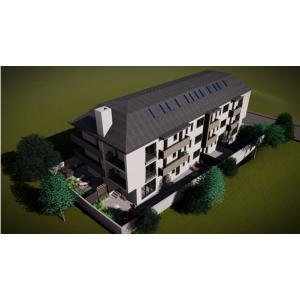 Almond Residence - apartamente noi aproape de centrul capitalei