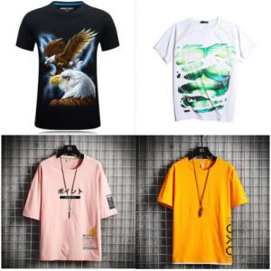 Ce spun tricourile colorate despre tine