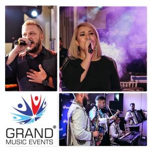 Grand Music Events-Distractie si voie buna pentru toti invitatii de la nunta