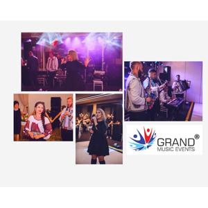 Pentru distractie si voie buna la petrecerea de nunta alege Grand Music Events