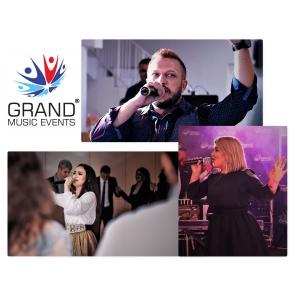 Petreceri de nunta de neuitat cu Grand Music Events