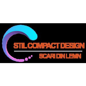 Stil Compact Design-se remarca prin diversitate si naturalete in scari interioare