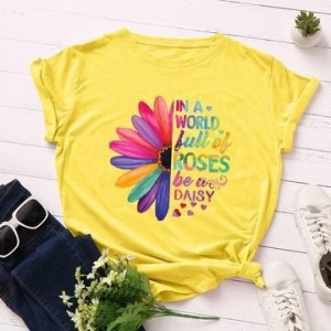 Tricouri dama ieftine doar la Nouamoda.com