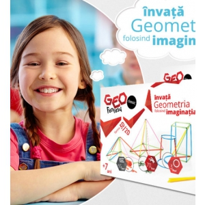 Trusa de geometrie va ajuta copilul sa iubeasca si sa inteleaga matematica !