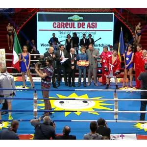 Sorin Lavric. Gala de Box Careul de Asi - Noaptea Campionilor Romani