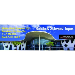 Rohde & Schwarz Topex va lansa noul router Bytton DM-4G la Mobile World Congress 2015 Barcelona