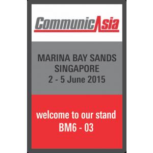 Rohde   Schwarz Topex. Rohde & Schwarz Topex va participa la CommunicAsia 2015 Singapore