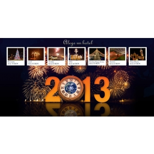 Concurs - Revelion 2013 Continental Hotels