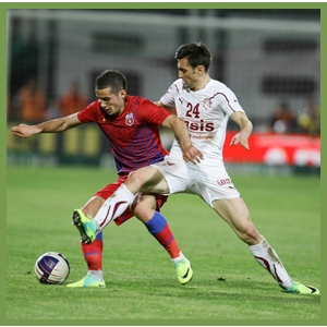 Romania Liga 1: Rapid – Steaua – 14.04.2013