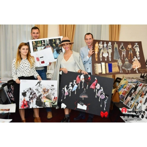 Modissima - Knit Hobby   Designer Fashion. Atelierele ILBAH la Bucharest Fashion Week