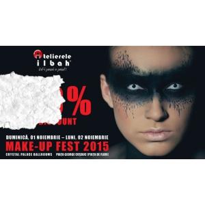 Cursuri Make-up Reducere Atelierele ILBAH