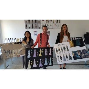Tinere talente de la Atelierele ILBAH pe scenă la Bucharest Fashion Week 2017