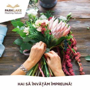 womenday. Atelierele ILBAH organizeaza un atelier floral cu ocazia WomenDay la ParkLake Shopping Center.
