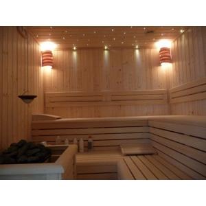 raceala. Sauna uscata standard