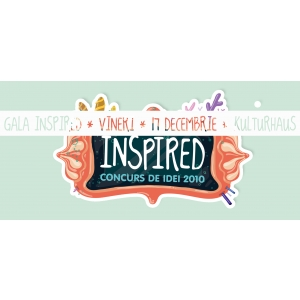 concurs Inspired. INSPIRED PREMIAZA