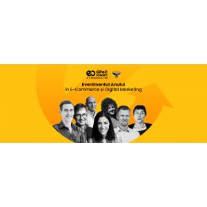 Ultimele zile de înscrieri cu cel mai mic preț la GPeC SUMMIT – Evenimentul Anului în E-Commerce și Digital Marketing