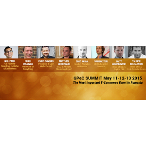GPeC Summit - the most important e-commerce event in Romania