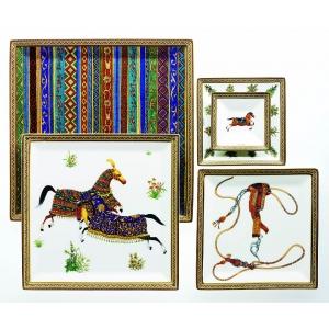 cadouri de lux. Hermès- Cheval d'Orient