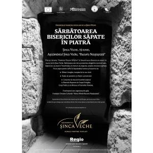 bisericile sapate in piatra. evenimentul Sarbatoarea Bisericilor sapate in piatra