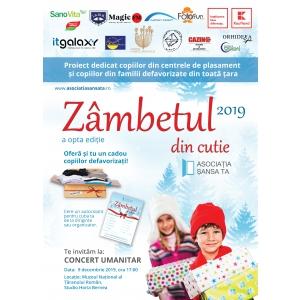 """Campania umanitară """"Zâmbetul din cutie"""" 2019, susţinută de Kaufland Romania si Inspectoratul Scolar. Cadouri de Crăciun pentru 9.000 de copii nevoiaşi"""