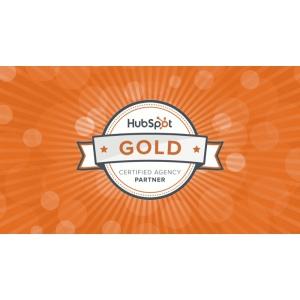 microsoft gold partner. Agentia Beans United - Hubspot Gold Partner