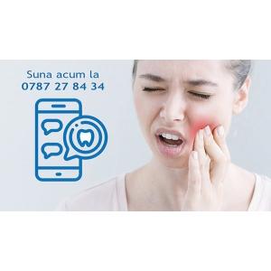 Urgente dentare pe perioada pandemiei de Coronavirus (COVID-19)
