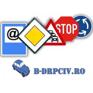 B-DRPCIV.RO, site-ul care va asigura obtinerea punctajului maxim la examinarea auto