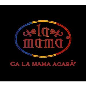Logo Aniversar La Mama