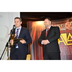 """INTRAROM a primit premiul pentru """"Cea mai buna implementare de Contact Center"""""""