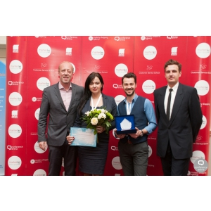 "Genesys. Intrarom și Genesys primesc premiul ""Best Technology Solution Provider for Banking Sector"""