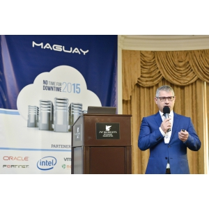 Maguay a organizat No Time for Downtime, ediția 2015