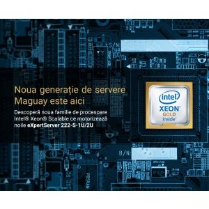 Maguay lansează noile servere Maguay eXpertServer, bazate pe familia de procesoare Intel® Xeon® Scalable
