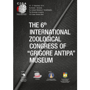 "zoologie. Al șaselea Congres Internațional de Zoologie al Muzeului ""Grigore Antipa"""