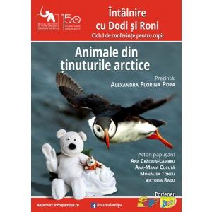 Animale din ținuturile arctice