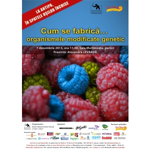 organismele modificate genetic. Cum se fabrică ... organismele modificate genetic?