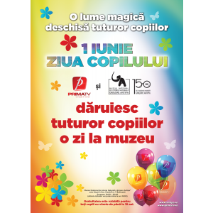 """Muzeul """"Antipa"""". De 1 iunie Prima TV te invită la Muzeul """"Antipa"""""""