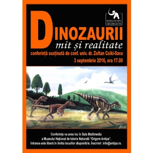 camino real. Dinozaurii între mit și realitate