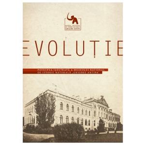 """EVOLUȚIE: povestea ilustrată în imagini a Muzeului Național de Istorie Naturală """"Grigore Antipa"""""""