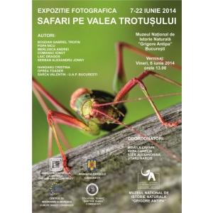 """escapade safari. Expozitia de fotografie """"Safari pe Valea Trotusului"""""""