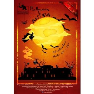 Halloween. Halloween la Antipa