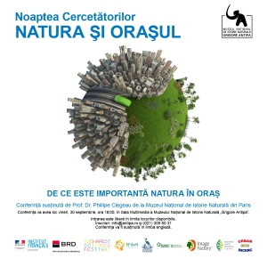 natura. Natura și orașul