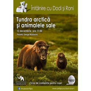tundra arctica. Întâlnire cu Dodi și Roni: Tundra arctică și animalele sale