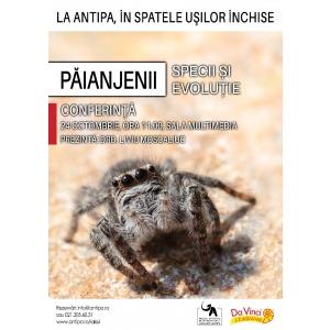 specii. Păianjenii: specii și evoluție