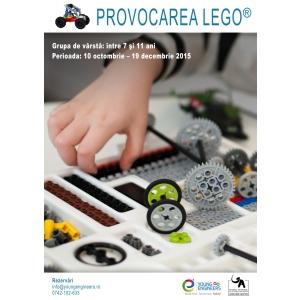 lego. Provocarea Lego