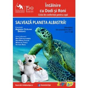 Salvează Planeta Albastră!