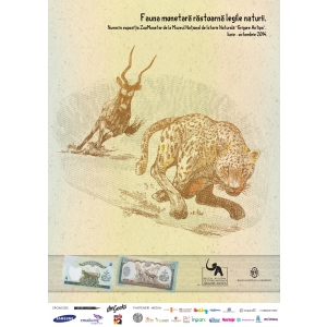 ZooMonetar – Fauna lumii pe bancnote și monede