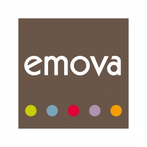 proiecte corporate. logo emova