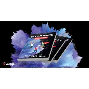 """Lansare de carte: Cosmin Daraban, CEO Gomag, a publicat prima lui carte """"eCommerce no Bull$#!t. Tot ce ai nevoie pentru a vinde online"""""""